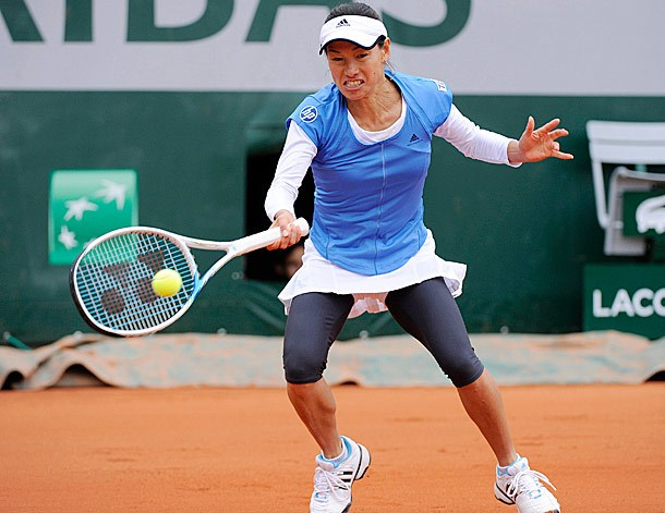 10 kimiko date-drumm adidas - 2013 French Open Fashion