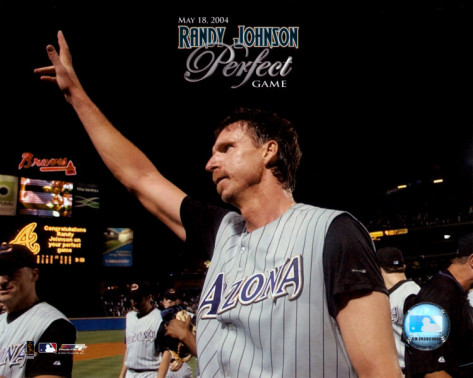 10 randy johnson perfect game - best pitcher game scores all-time