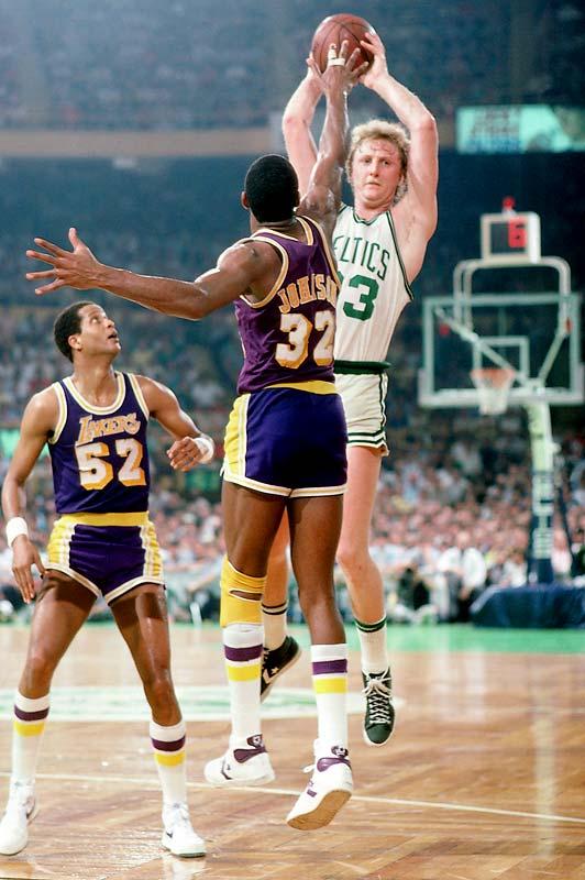 11 1984 nba finals lakers celtics bird johnson