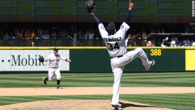 11 felix hernandez perfect game - best pitcher game scores all-time