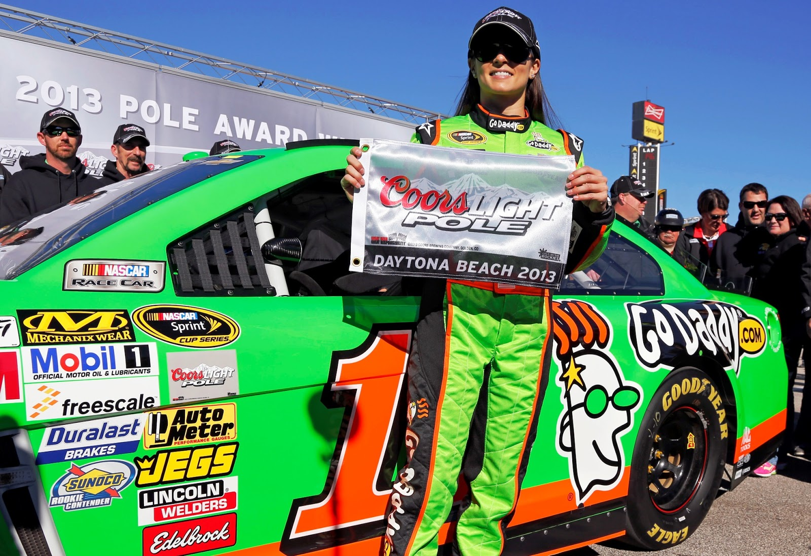 11 pole position danica patrick - dirty sports terms sexual innuendo