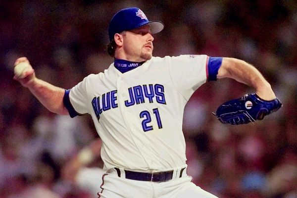 13 roger clemens jays - best pitcher game scores all-time