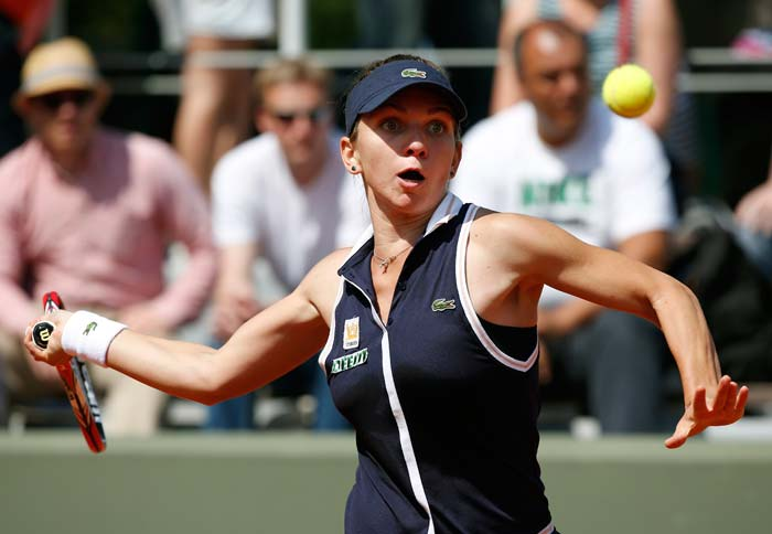 14 Simona Halep lacoste - 2013 French Open Fashion