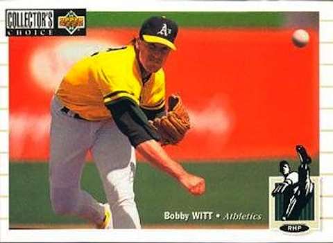 14 bobby witt - best pitcher game scores all-time