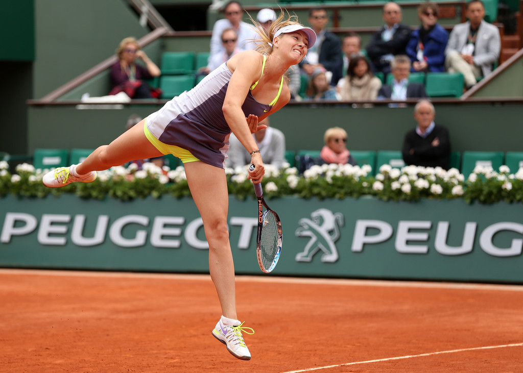16 maria sharapova nike - 2013 French Open Fashion