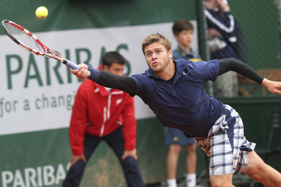 17 ryan harrison nike  - 2013 French Open Fashion