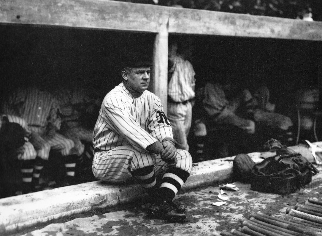 2 John McGraw 1912 New York Giants - most ejected mlb managers (manager ejections)