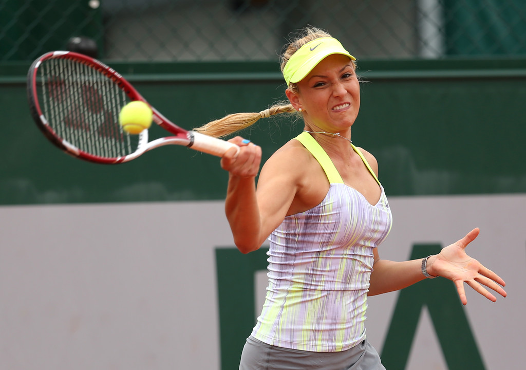 21 donna vekic nike  - 2013 French Open Fashion