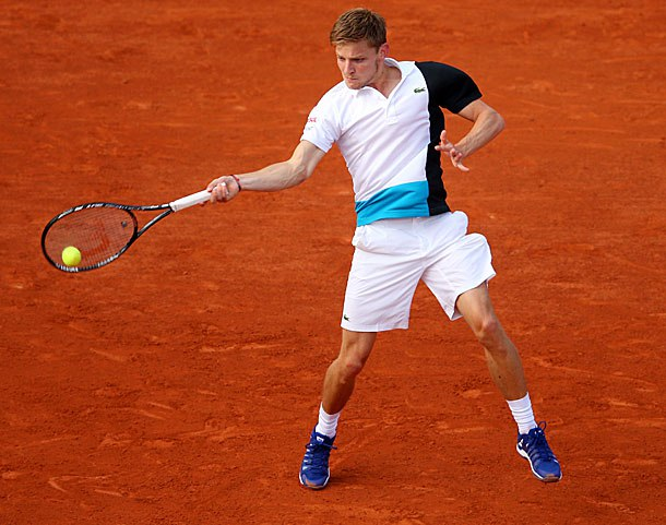 24 david goffin lacoste - 2013 French Open Fashion