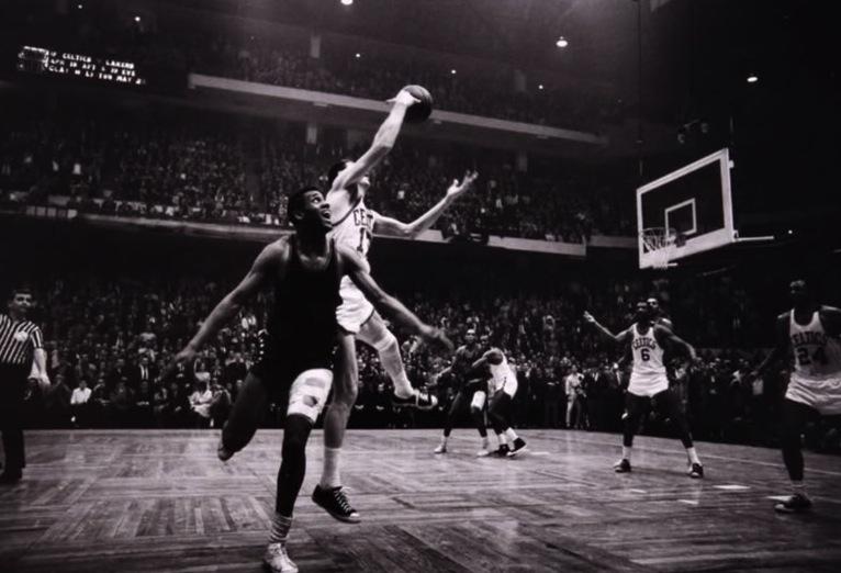 4 1965 eastern conference finals celtics 76ers havlicek steals the ball
