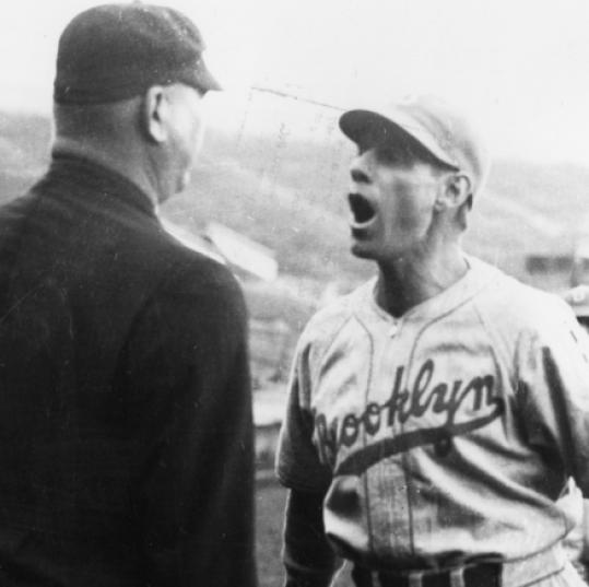 4 Leo Durocher brooklyn Dodgers - most ejected mlb managers (manager ejections)