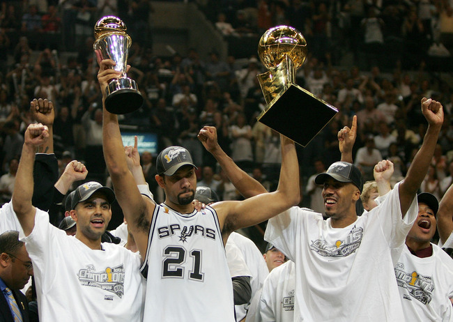 4 tim duncan trophies - players named nba finals mvp more than once