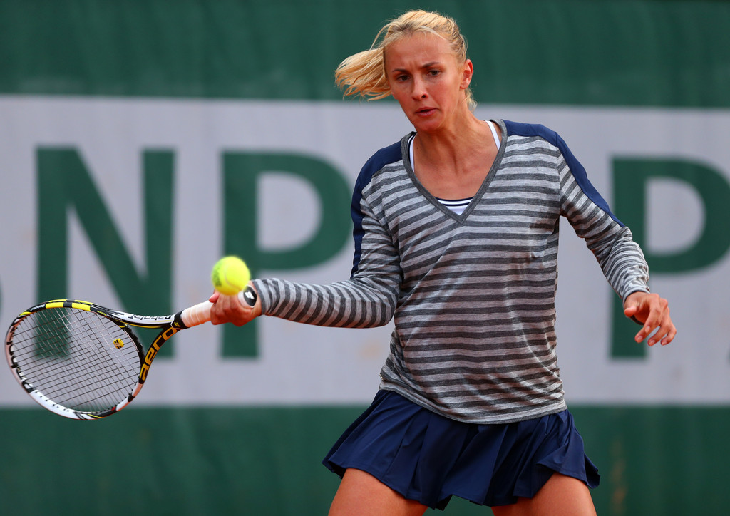 5 lesia tsurenko  - 2013 French Open Fashion