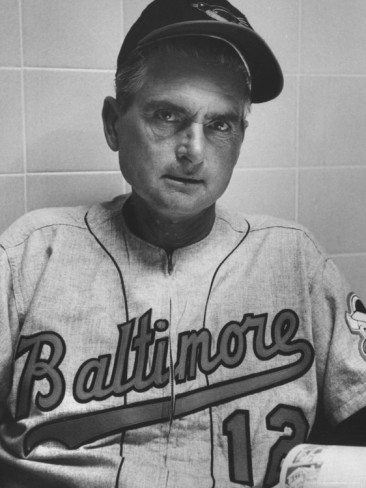 6 Paul Richards Orioles - most ejected mlb managers (manager ejections)