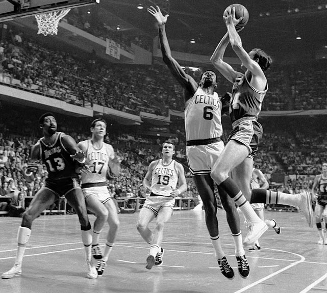 The 13 Greatest Game 7s in the History of the NBA Playoffs | Total Pro Sports