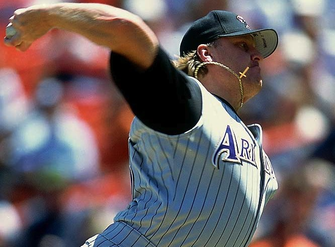 7 curt schilling diamondbacks - best pitcher game scores all-time