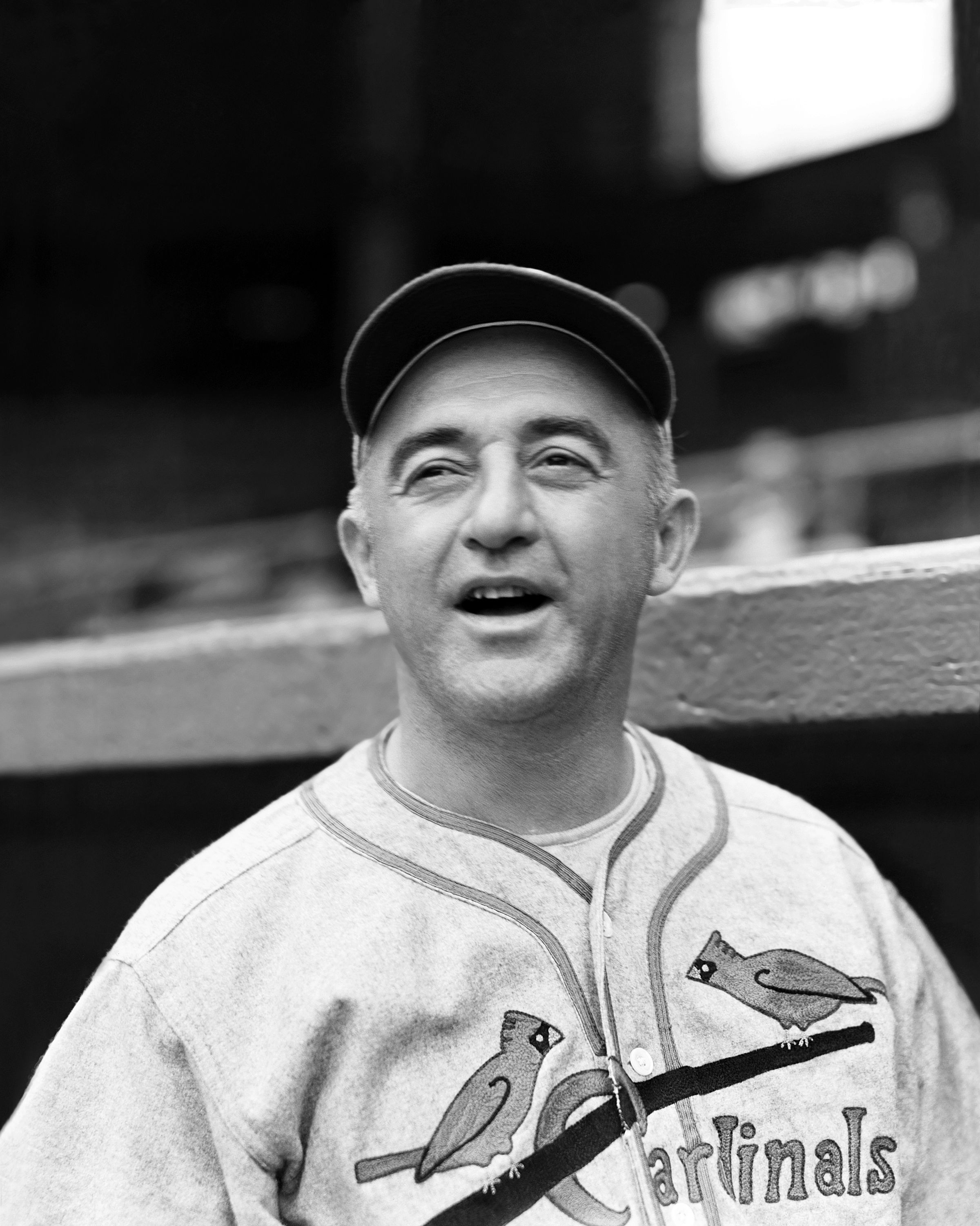 7 frankie frisch cardinals - most ejected mlb managers (manager ejections)