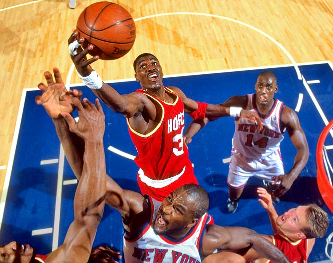 8 hakeem olajuwon - players named nba finals mvp more than once