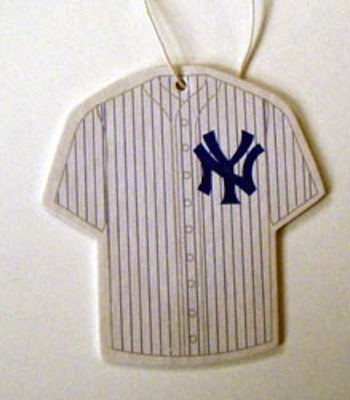8 yankees car air freshener day - 2013 mlb promotions
