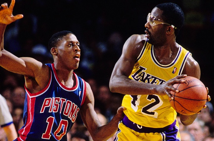 9 1988 nba finals game 7 james worthy triple double