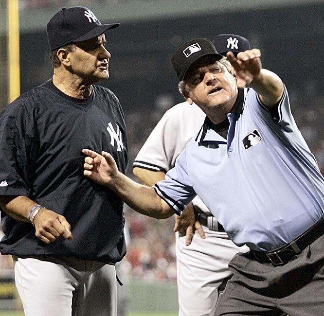 9 joe torre ejected - most ejected mlb managers (manager ejections)