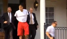 Aaron Hernandez Arrested, Released by Patriots
