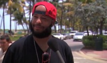 Lie Witness News: Jimmy Kimmel Exposes Fake Miami Heat Fans (Video)