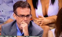 Tony Who? Giant Breasts Steal Spotlight at Game 1 of NBA Finals (GIF)