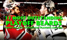 17 Most Outstanding Playoff Beards from the 2013 Stanley Cup Playoffs (So Far)