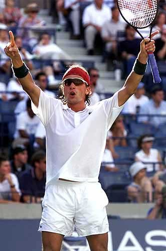 arnaud clement vs andre agassi (u.s. open 2000) - biggest upsets all-time men's tennis