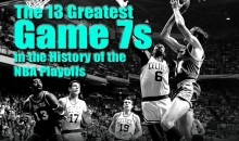 The 13 Greatest Game 7s in the History of the NBA Playoffs