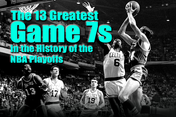 best nba game 7s all time