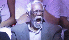 LeBron James Won His Second Ring, Bill Russell Was Not Impressed (GIF)