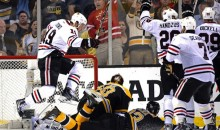 Chicago Blackhawks Score Two Goals in the Finals 80 Seconds of Game 6 to Win the Stanley Cup (Video)