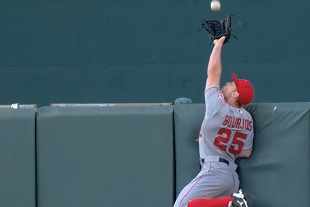 bourjos amazing catch