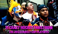 21 Crazy Hockey Fans from the 2013 Stanley Cup Playoffs