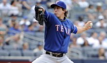 Stat Line of the Night — 6/27/2013 — Derek Holland
