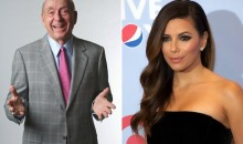 "Dick Vitale to Eva Longoria: ""Your ex is AWESOME BABY"""