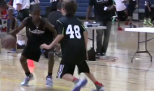 Dwyane Wade's 10-Year-Old Son Is Kind of Good at Basketball (Video)