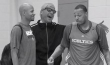Frank Calhoun Is LeBron James' Flopping Coach (Video)