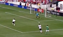 German Goalkeeper Scores Humiliating Own Goal During Friendly Against the USA (Video)