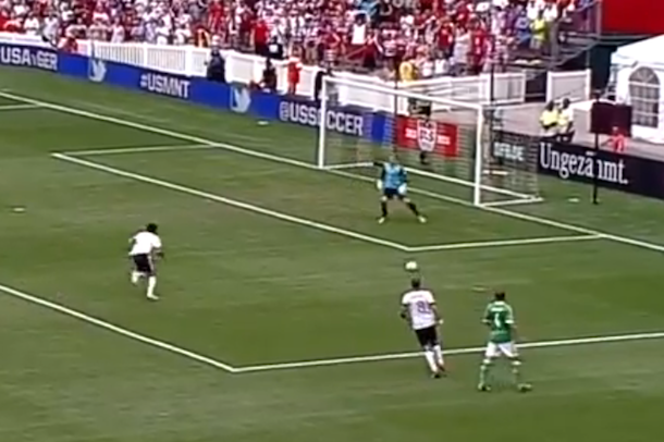 German Goalkeeper Scores Humiliating Own Goal During ...