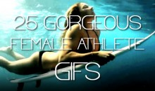 25 Gorgeous Female Athlete GIFs