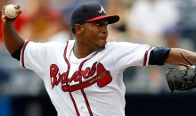 Stat Line of the Night — 6/5/2013 — Julio Teheran