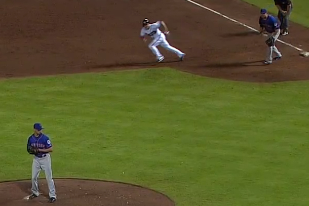 kris medlen steals base