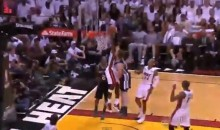 LeBron James Block on Tiago Splitter Gets the Jim Ross Commentary Treatment (Video)