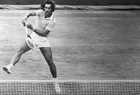 mark edmondson def newcombe (1976 australian open) - biggest upsets all-time men's tennis