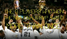 The 9 Players Who Won the NBA Finals MVP Award More than Once
