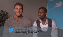 NBA Stars Read Mean Tweets on Jimmy Kimmel Live (Video)