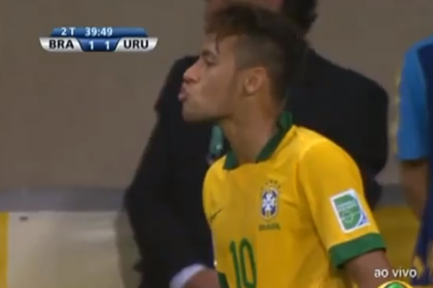 neymar trash talk